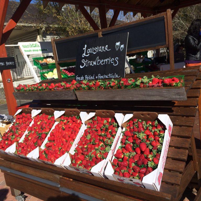 strawberry stand 2